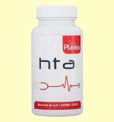 HTA - Aceite macerado de espino blanco y hoja de olivo - Plantis - 90 cápsulas