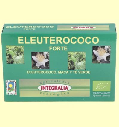 Eleuterococo Forte - Integralia - 60 cápsulas