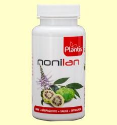 Nonilan - Noni + Harpagofito + Sauce + Ortosifon - Plantis - 60 cápsulas