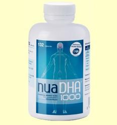NUADHA 1000 - Preparado alimenticio de DHA - 132 cápsulas