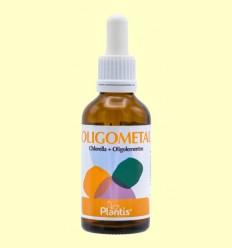 Oligometal - Chlorella y Oligoelementos - Plantis - 50 ml