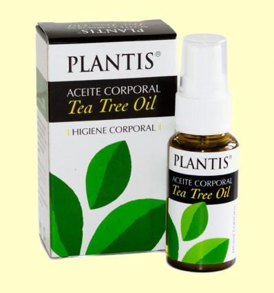 Tea Tree Oil - Aceite Corporal - Plantis - 30 ml