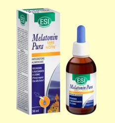 Melatonin Gotas con Erbe Della Notte - Melatonina 1,9 mg - Laboratorios Esi - 50 ml
