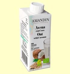 Avena con Coco Bio - Amandin - 200 ml
