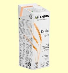 Bebida de Espelta Bio - Amandin - 1 litro