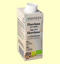Horchata de Chufa Bio - Amandin - 200 ml