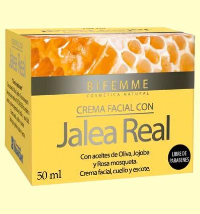 Crema Facial con Jalea Real - Ynsadiet - 50 ml