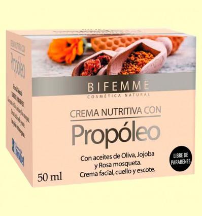 Crema Nutritiva con Propóleo - Ynsadiet - 50 ml