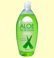 Gel de ducha de Aloe Vera - Ynsadiet - 500 ml