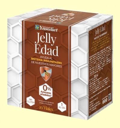 Jelly Edad - Jalea Real - Ynsadiet - 20 ampollas