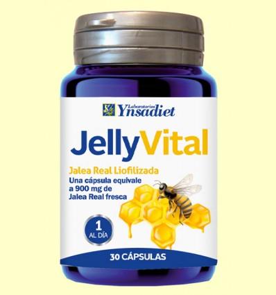 Jelly Vital - Jalea Real - Ynsadiet - 30 cápsulas