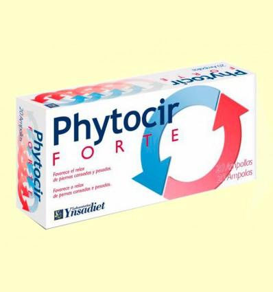 Phytocir Forte - Ynsadiet - 20 ampollas