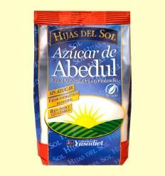 Azúcar de Abedul - Hijas del Sol - 500 gramos