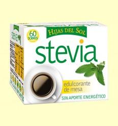 Stevia - Hijas del Sol - 60 sobres