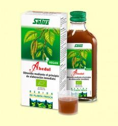 Jugo de planta fresca Abedul - Salus - 200 ml