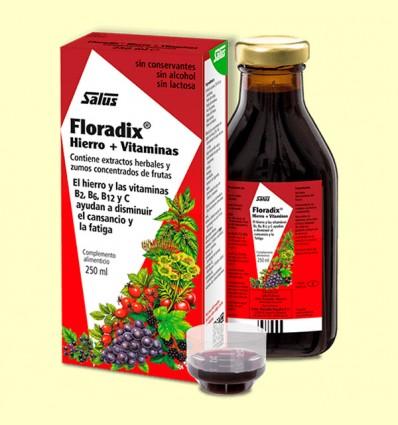 Floradix Elixir - Salus - 250 ml