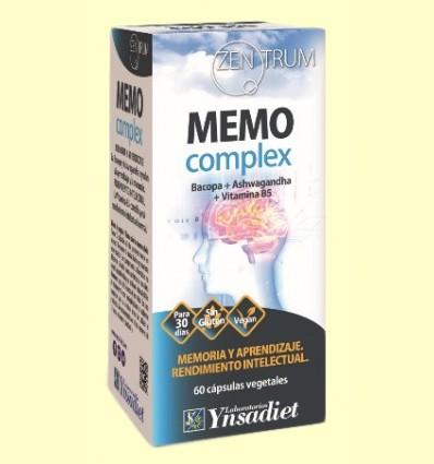 Memo Complex - Ynsadiet - 60 cápsulas