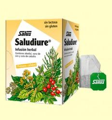 Infusión Saludiure - Salus - 15 bolsitas filtro