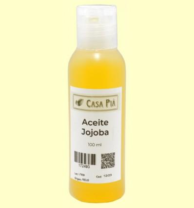 Aceite de Jojoba Puro sin mezclar de excelente calidad - 100 ml