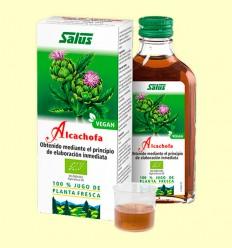 Jugo de planta fresca ALCACHOFA - Salus - 200 ml
