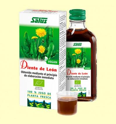 Jugo de planta fresca DIENTE DE LEÓN - Salus - 200 ml