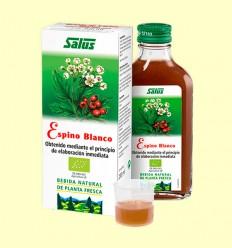 Jugo de planta fresca ESPINO BLANCO - Salus - 200 ml