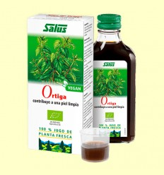 Jugo de planta fresca ORTIGA - Salus - 200 ml
