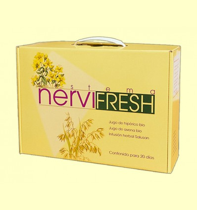 Nervifresh - Salus - contenido para 20 días