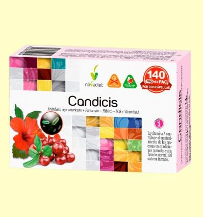 Candicis - Novadiet - 30 cápsulas