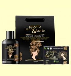 Pack Cabello Piel y Uñas - Mycofit - 100 ml + 40 cápsulas