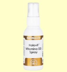 Holovit Vitamina D3 Spray - Equisalud - 50 ml