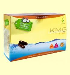 Kemogras coco - Control del peso - Novadiet - 60 cápsulas blandas