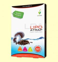 LipoAtrap Quemador de Grasa - Novadiet - 30 cápsulas