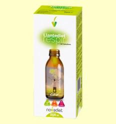 Llantediet - Sistema Respiratorio - Novadiet - 250 ml