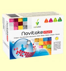 Novitake Inmuno - Sistema inmunitario - Novadiet - 20 viales