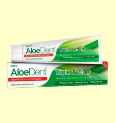 Aloe Dent - Dentífrico de Aloe Vera - Optima - 100 ml