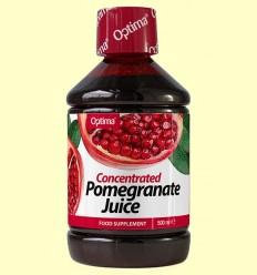 Pomegranate - Zumo de Granada - Optima - 500 ml
