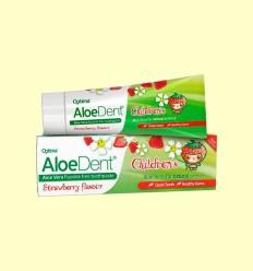 Aloe Dent Children - Dentífrico Infantil - Optima - 50 ml