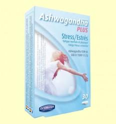 Ortho Ashwagandha Plus - Orthonat - 30 cápsulas