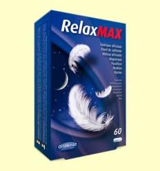 RelaxMax - Orthonat - 60 cápsulas