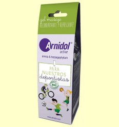 Gel Masaje Reconfortante y Refrescante - Arnidol - 100 ml