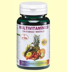 Multivitamínico 1682 mg - Robis Laboratorios - 30 cápsulas