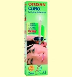 Cono para la Higiene del Oído - Otosan - 2 conos
