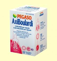 Axiboulardi - Probiótico - Pegaso - 12 cápsulas