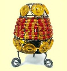 Lámpara para Vela Cristal - Signes Grimalt - 1 unidad