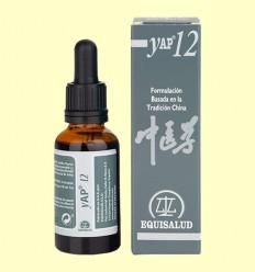 Yap 12 - Síndrome de estancamiento de Qi y de sangre qi xhi xue yu - Equisalud - 31 ml