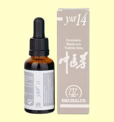 Yap 14 - Purificación de la sangre y linfa qing xue - Equisalud - 31 ml