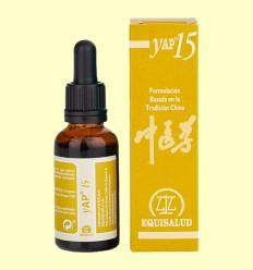 Yap 15 - Huida de líquidos orgánicos - Equisalud - 31 ml
