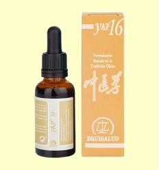 Yap 16 - Bi por calor humedad bi re xi xie - Equisalud - 31 ml