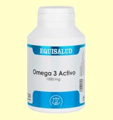 Omega 3 Activo 1.000 mg - Equisalud - 120 cápsulas